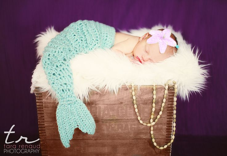 Baby mermaid www.freshfacephotos.com