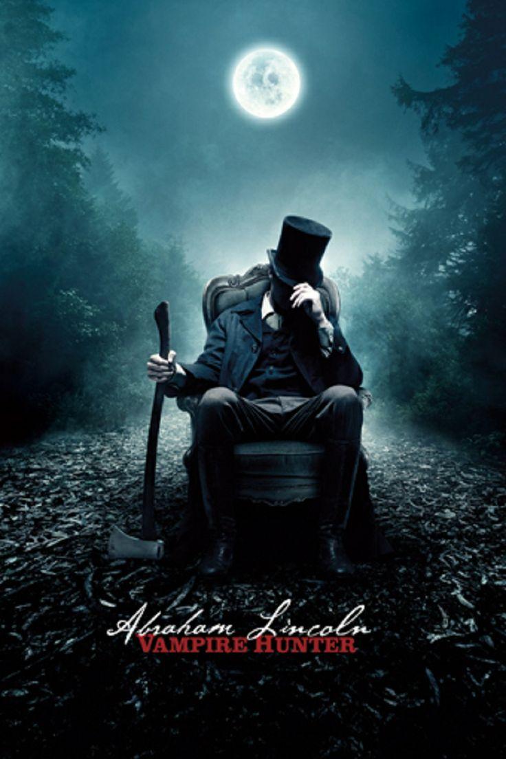 Movie 148. Abraham Lincoln: Vampire Hunter #fiftyfiftyme