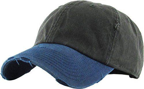 e85864d0115  10.99 KBETHOS Pigment Vintage Distressed Washed Cotton Dad Hat Baseball Cap  Polo Style
