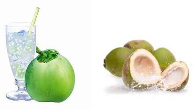 benefits of the coconut water and its impact on our body.