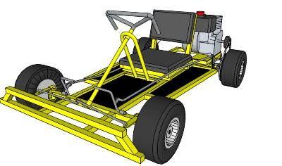 XsaraUsuarios :: Topic: Construcción de un Kart casero (1/7)