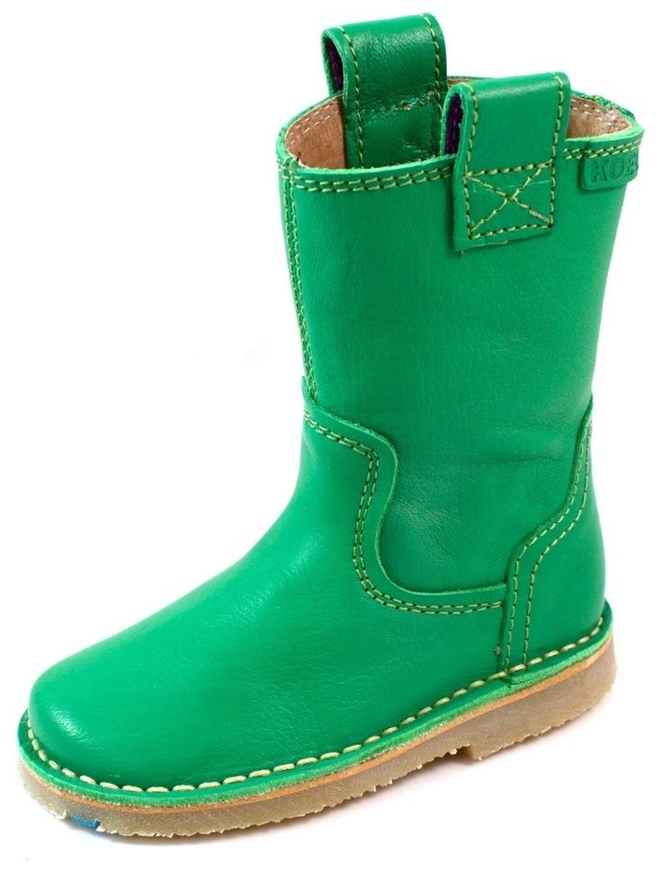 groene laars