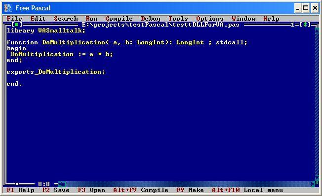 Mengenal Bahasa Pemrograman Pascal | Kalope : Ilmu Komputer Dan Teknologi