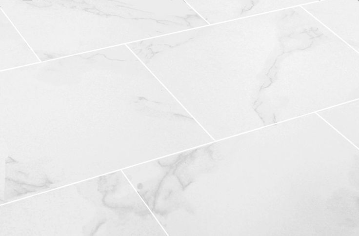 Paladino Porcelain Tile - White Marble Look Tile