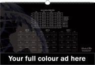 Wall Planner Calendar