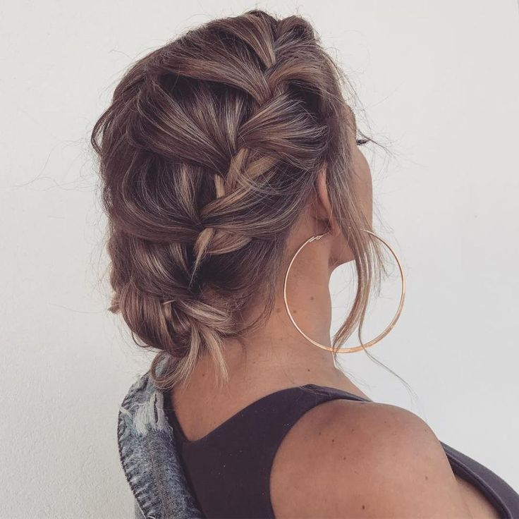 Best 25+ Messy french braids ideas on Pinterest | French ...