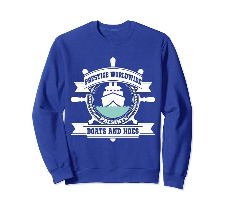 Prestige Worldwide presents Boats & Hoes shirt-Samdetee
