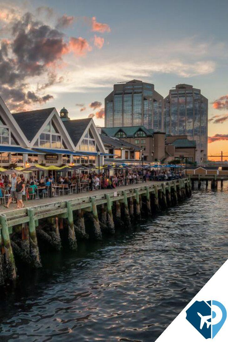Cuando camines por la ciudad de Halifax, Nueva Escocia, verás mástiles de altos barcos anclados junto al muelle y calles flanqueadas por coloridas casas de madera; te encontrarás vendedores y artistas preparando sus mercancías en tiendas y galerías.