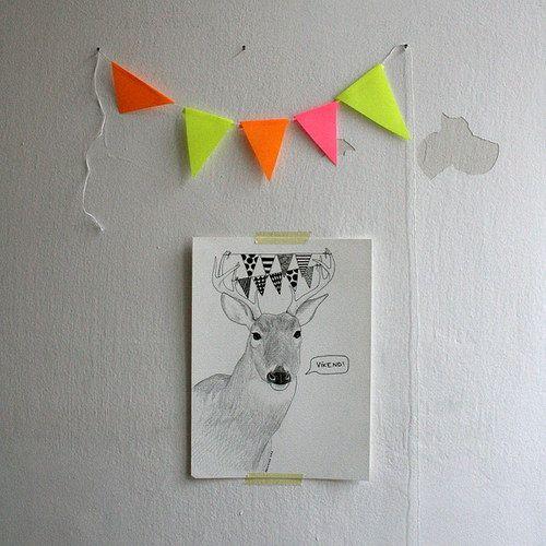 jelen má rád večírky / party dear