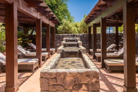 Spa relaxation area. Spa Eutonos