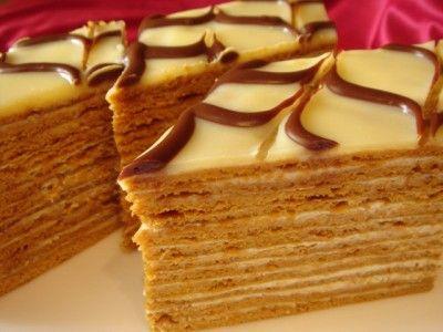 Polish Honey Cake Recipe Delicious Magazine
