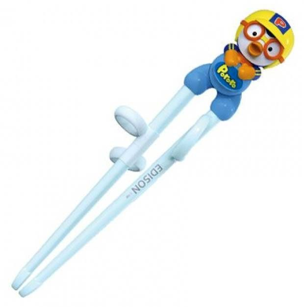Trainning Chopstick Pororo Blue    Condition  New      Chopsticks have been an essential part of Asian culture for centuries. Is there any easy method for parents to teach their children how to use chopsticks in the correct form and technique. Training chopsticks take the stress out of teaching.  Contact Letima House Baby Shop : Text & Whatsapp: +62-877-8080-6878  Blackberry Pin : BBM: 512B5D2E / 74B97998