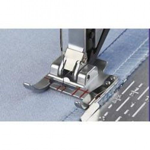 Pfaff Seam Guide Foot with IDT - Quality Sewing & Vacuum
