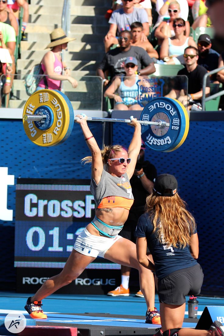 how to get in the crossfit games