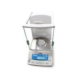 Comprar balanza analítica para laboratorio. Precisión 0,1 mg, capacidad hasta 220g. Calibración externa o interna automática. Envío gratuíto.