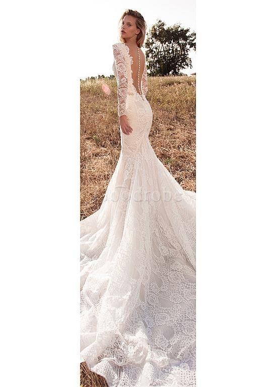 les 25 meilleures id es de la cat gorie robes de dentelle On robes de mariée de revente chicago