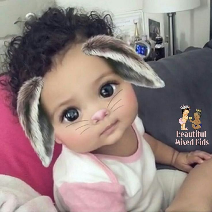 Melina - 6 Months • African American & Caucasian ❤