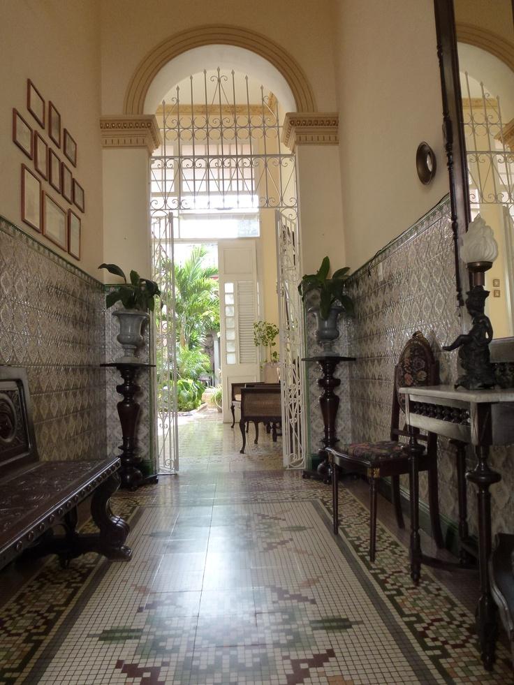 Beautiful hostal Autentica Pergola in Santa Clara, Cuba