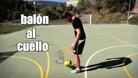 Neck Stall - Freestyle futbol