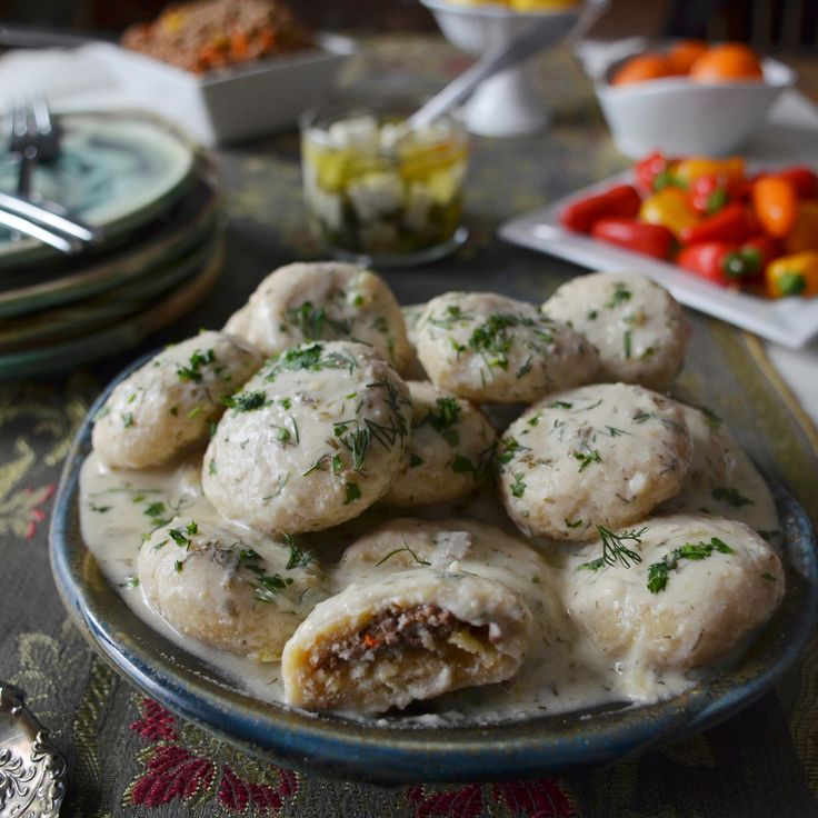 Kurdish Dumplings in Yogurt | Food & Wine