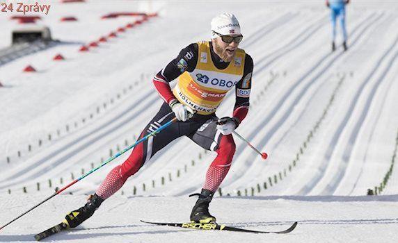 Sundby obhájil vítězství na padesátce v Oslu a ovládl Světový pohár