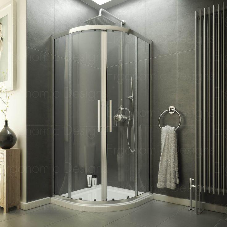 The 18 best Shower Enclosures images on Pinterest   Castle, Quadrant ...