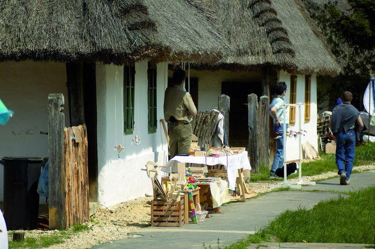 Szombathely - open-air museum