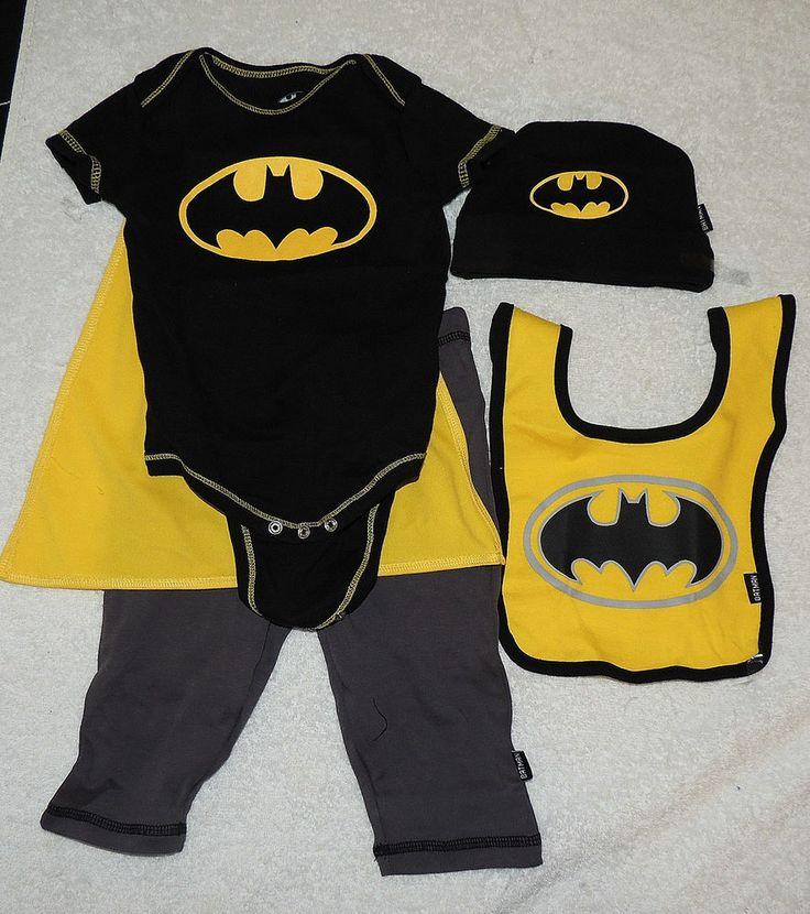 109 best Baby batman clothes images on Pinterest