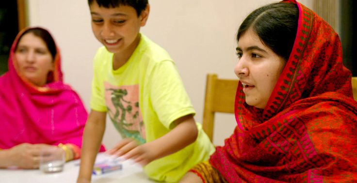 This documentary about Malala Yousafzai, directed by Davis Guggenheim, focuses on spreading her message about girls' education.