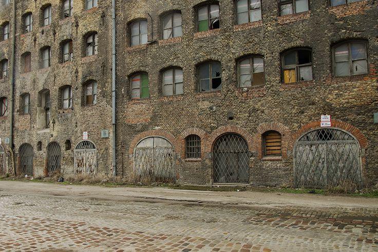 Ruins in Gdansk