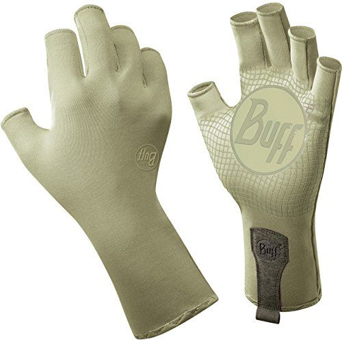 Original Buff Light sage-water Unisex Printed Gloves
