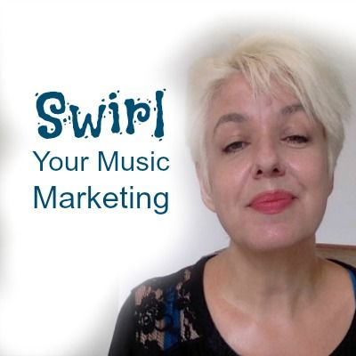 Discover how to spice up your Music Marketing. Get Your Swirl On! Anthea Palmer provides more Tips for Self Managed Musicians.