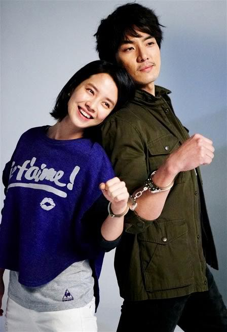 Song Il And Ji Hyo In Crime Squad They Starred Jumong Too