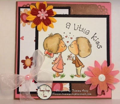 Tammy Ortiz designed Image S.W.A.L.K sweet Little kiss