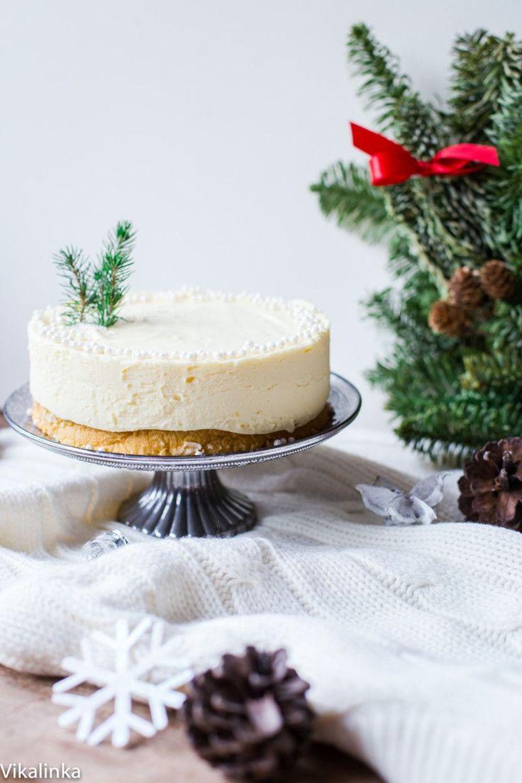 ホワイトチョコレートトリュフケーキは、どのディナーパーティーでもテーブルの話になります!