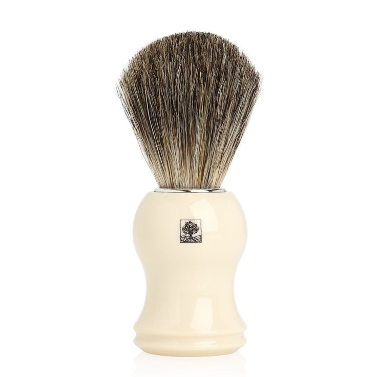 Perie pentru barbierit Edwin Jagger #cosmetice #cadouri #cadouribarbati #crabtreeevelyn