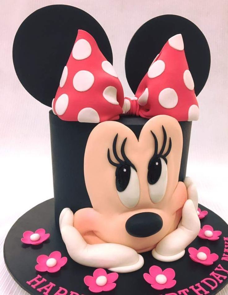 994 best Disneys MickeyMinnie Mouse Cakes images on Pinterest