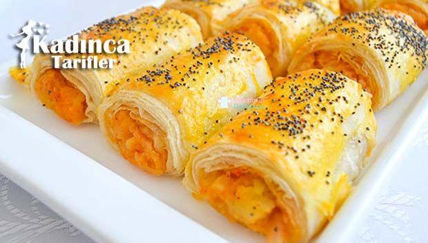 Patatesli Çıtır Börek nasıl yapılır? Patatesli Çıtır Börek'nin malzemeleri, resimli anlatımı ve yapılışı için tıklayın. Yazar: Yasemin'in Mutfağından