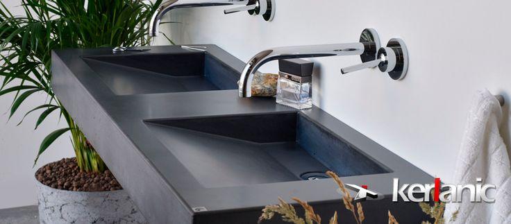 Los lavabos suspendidos que te ofrece Kerlanic disponen de todo el diseño y la calidad que estás buscando.De porcelana, resina o madera.