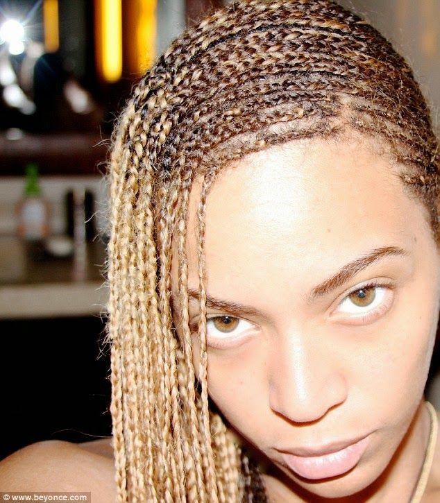 AlabamaU2: GET Beyonce's Braids (PHOTOS).