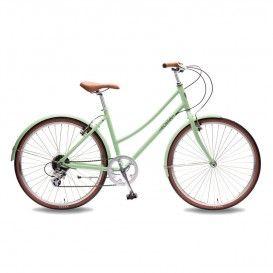Bicicletta Donna Plume - Verde Menta