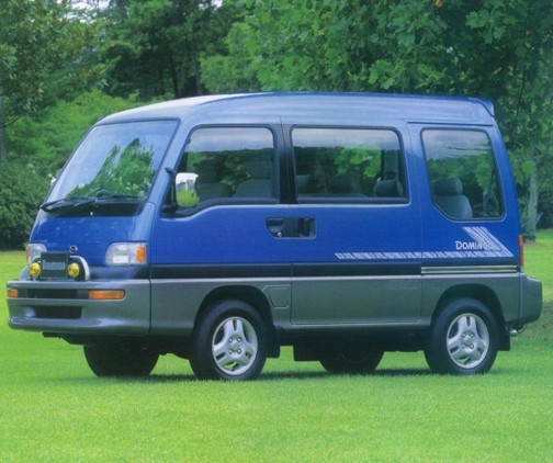 Subaru Domingo - Keijidosha - Kei Car