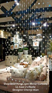 Mirror Curtain Full Size 3 Ft X 6