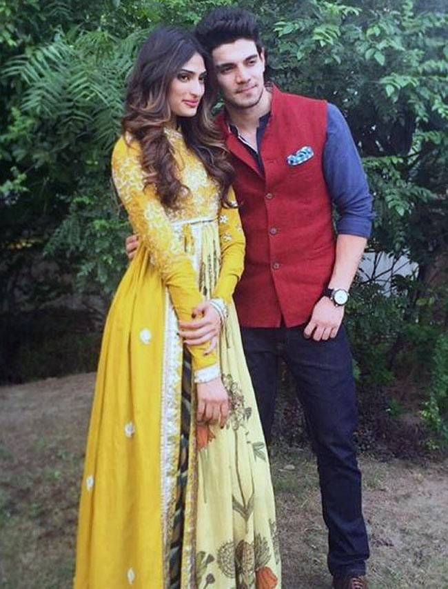 Athiya Shetty and Sooraj Pancholi at Hero promotion. #Bollywood #Hero #Fashion #Style #Beauty #Handsome