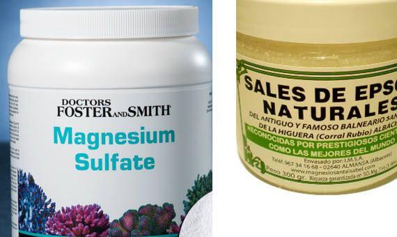 En este artículo te explicamos los beneficios del sulfato de magnesio o sales de epsom. Cómo se toma, sus efectos secundarios y mucho más. Entra I➨I➨