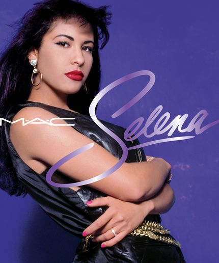 Why the MAC Selena collection is so important to Latinas.