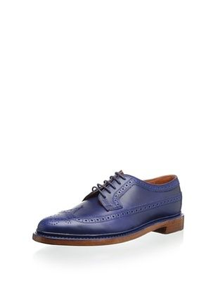 56% OFF Florsheim By Duckie Brown Men's Smooth Brogue Oxford (Blue)