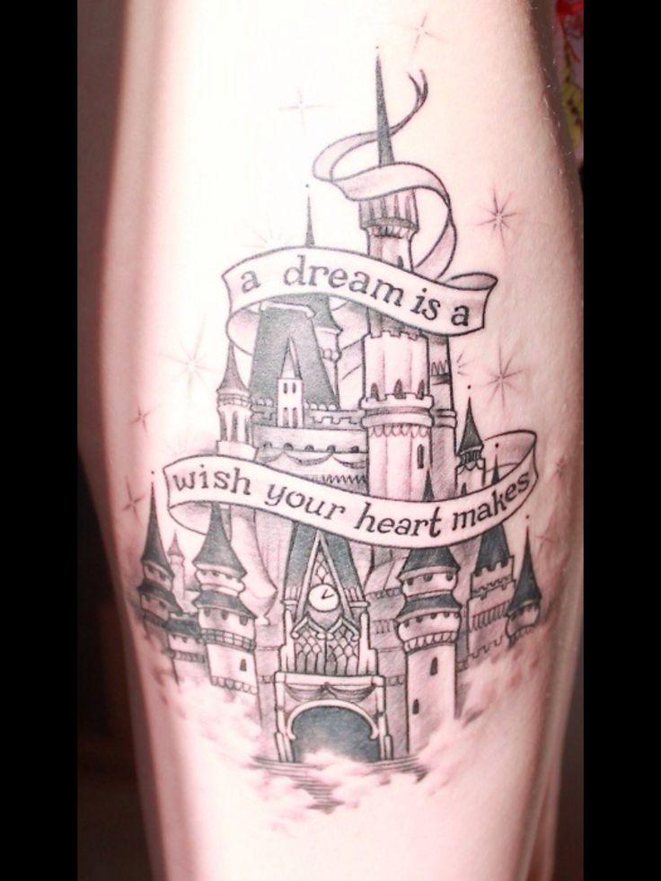 42 besten disney castle tattoo bilder auf pinterest disney burgen cinderella schlo und. Black Bedroom Furniture Sets. Home Design Ideas