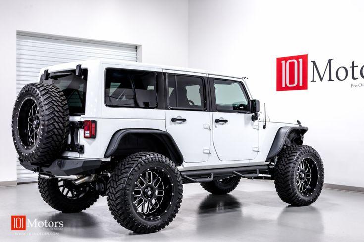 2015 Jeep Wrangler Unlimited Sport | 101 Motors Media