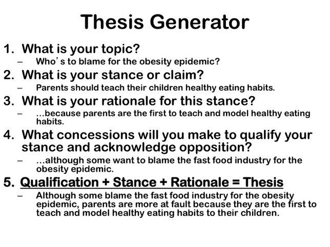 Thesis Google Search Writing A Thesis Statement College Application Essay Essay Writing Skills